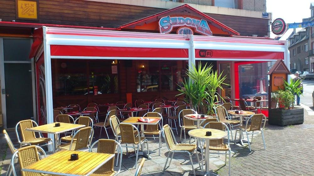 photo du resaurant Sedona Café
