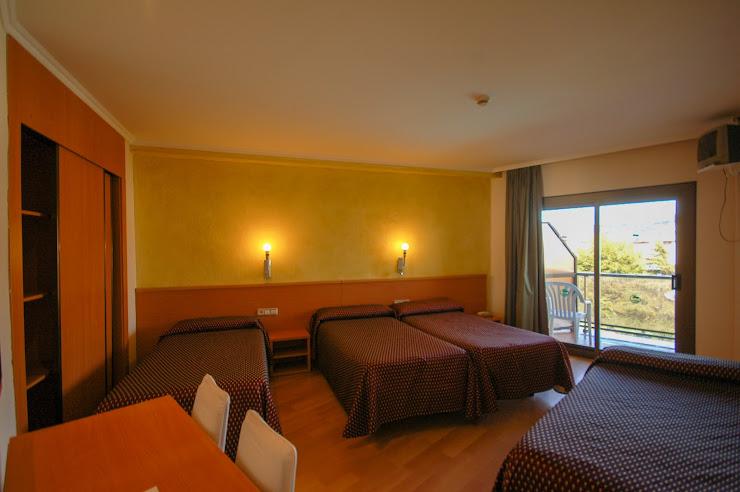 Hotel Samba Carrer de Francesc Cambó, 10, 17310 Lloret de Mar, Girona