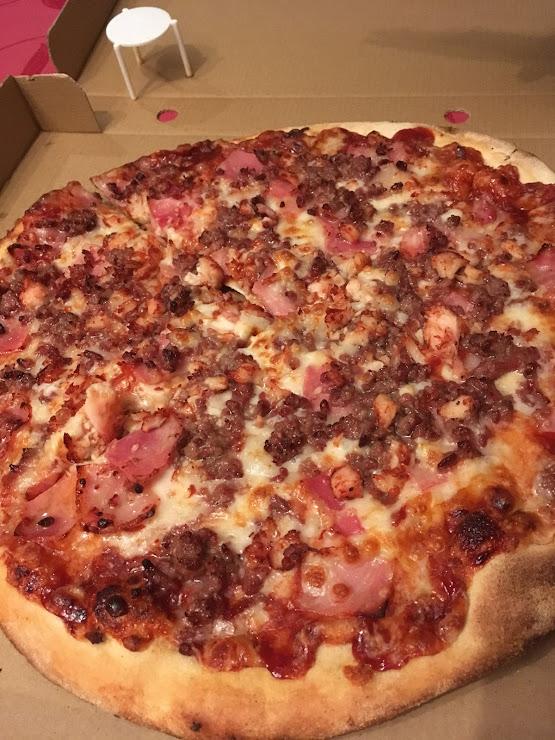 Red Pizza El Prat Carrer del Coronel Sanfeliu, 96, 08820 El Prat de Llobregat, Barcelona