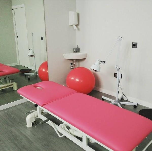 Centro de Fisioterapia y Osteopatía Azucena Medina