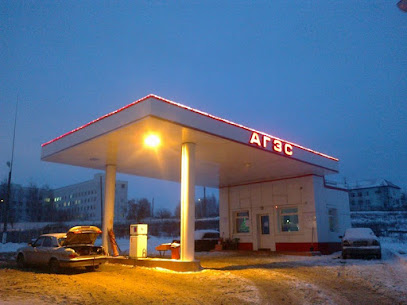 АЗС – альтернативное топливо Заправка
