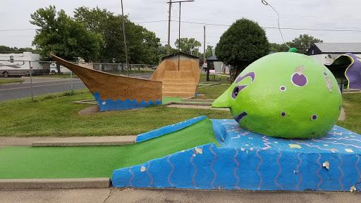 Golf Course «Spring Lake Park Goony Golf Mini Golf», reviews and photos, 1066 County Hwy 10, Spring Lake Park, MN 55432, USA
