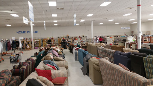 Raleigh Rescue Mission Store and Donation Center, 4700 Capital Blvd, Raleigh, NC 27604, Thrift Store