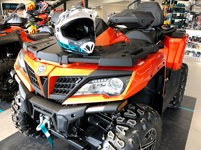 ATV dealer CFMOTO Estonia