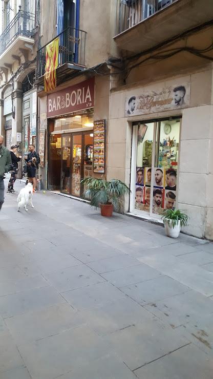 Bar boria Carrer de la Bòria, 19, 08003 Barcelona