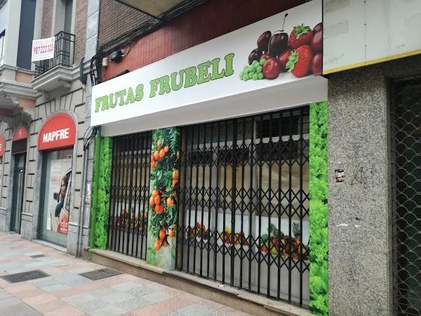 Frutas Frubeli