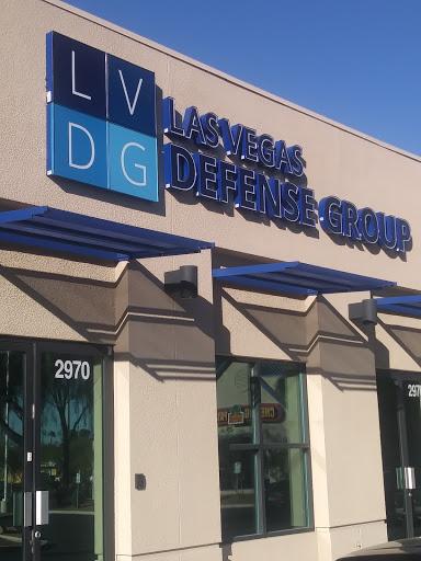 Las Vegas Defense Group, 2970 W Sahara Ave, Las Vegas, NV 89102, Criminal Justice Attorney
