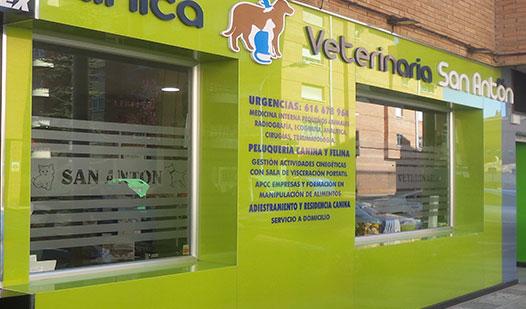 Clínica Veterinaria Urgencias San Antón