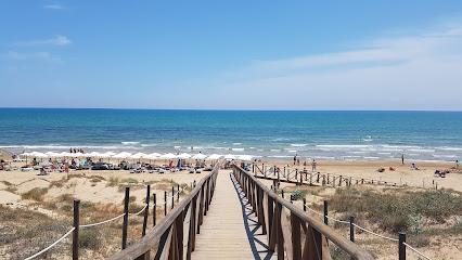 Playa del Moncayo