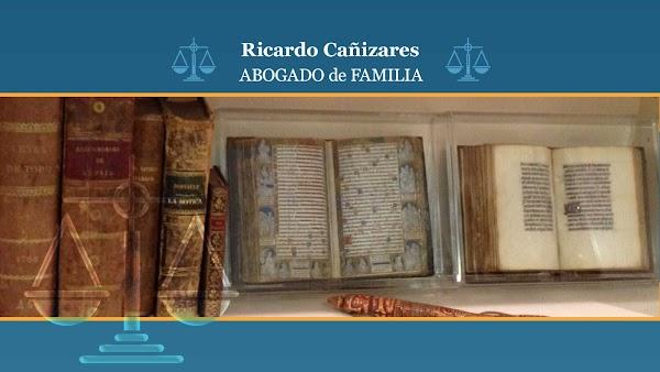 Abogado de Familia Ricardo Cañizares