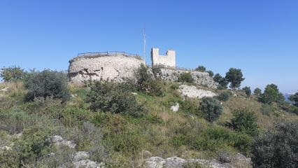Castell de Santa Anna