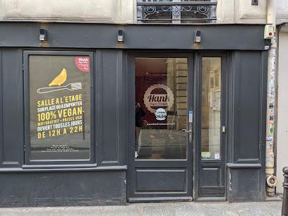 photo du restaurant Hank Burger Paris Archives