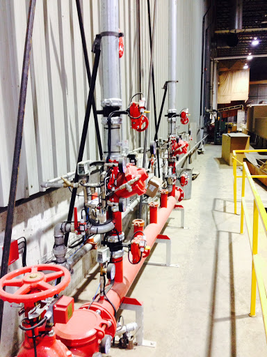 Security System Supplier Drapeau Automatic Sprinkler Corp in Kingston (ON) | LiveWay
