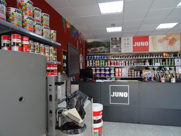 JUNO Tienda de pinturas en Palencia