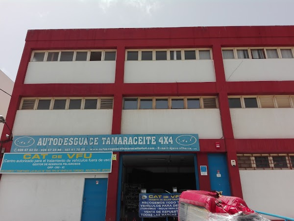 Auto Desguace Tamaraceite 4x4