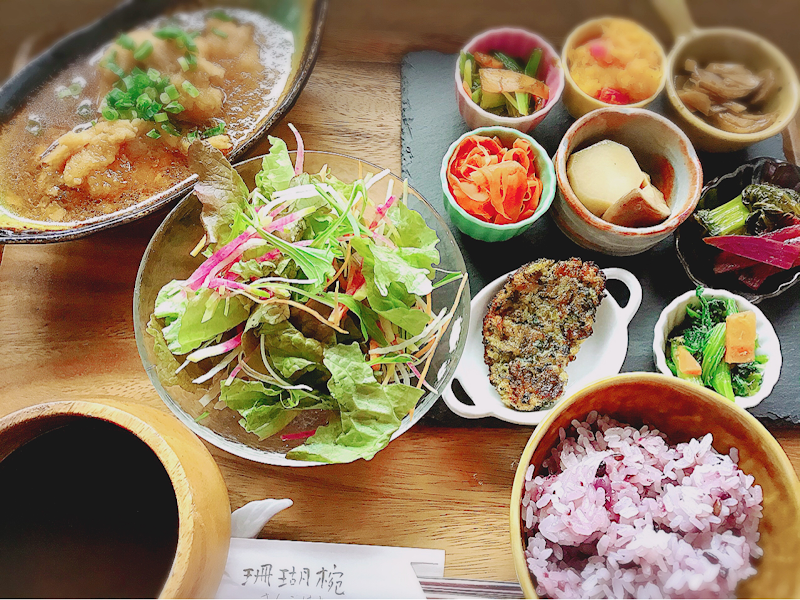 Organic Cafe Restaurant 珊瑚椀