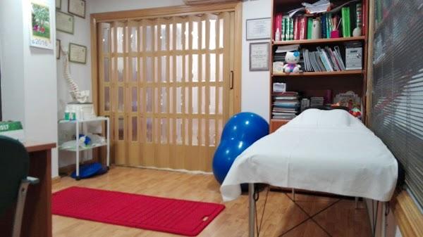 Centro de Fisioterapia Elena Angulo Bailón