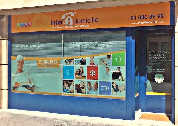 Interdomicilio Servicio Doméstico  Madrid Chamberí