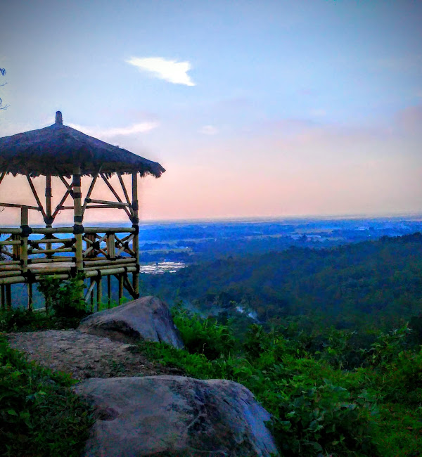 Taman Wisata Alam Cadas Gantung