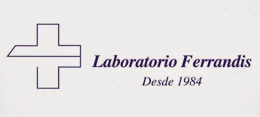 Laboratorio Ferrandis. Cerrado por Jubilación.