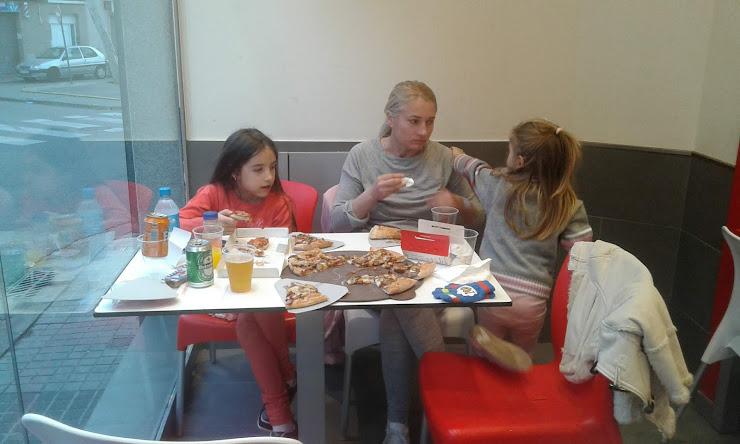 Telepizza Ctra. de Barcelona, 558, 08204 Sabadell, Barcelona