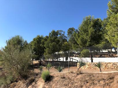 Jardín botánico El Taberno