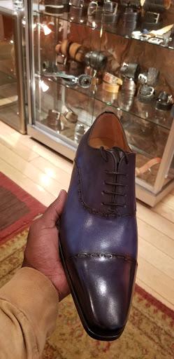 Blue Sole Shoes
