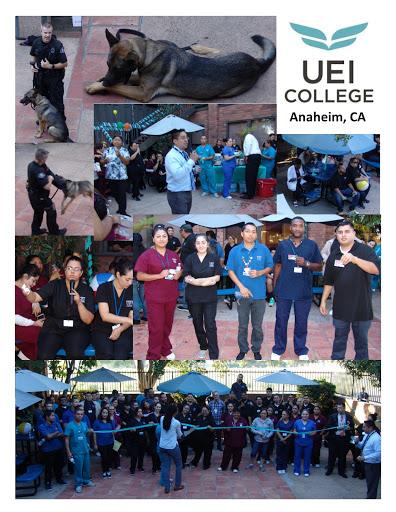 Vocational School «UEI College - Anaheim», reviews and photos