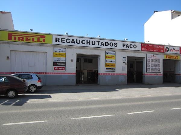 Neumáticos Paco