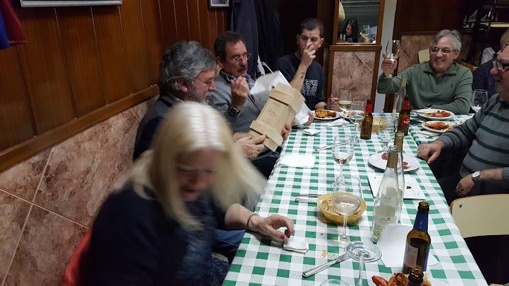 Nuria Bar Restaurante Carrer dels Alts Forns, 39, 08038 Barcelona