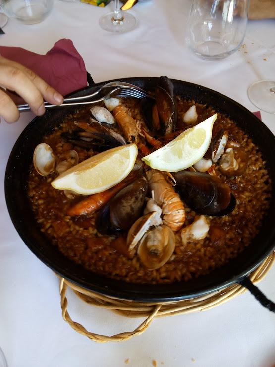 Restaurant La Salinera Av. Onze de Setembre, 93, 17230 Sant Joan de Palamós, Girona