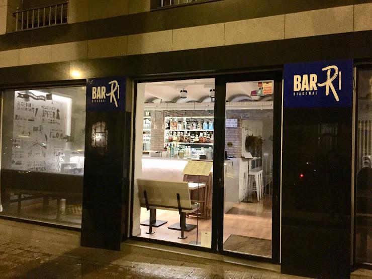 Bar Ri Diagonal Carrer de Casanova, 211, 08021 Barcelona