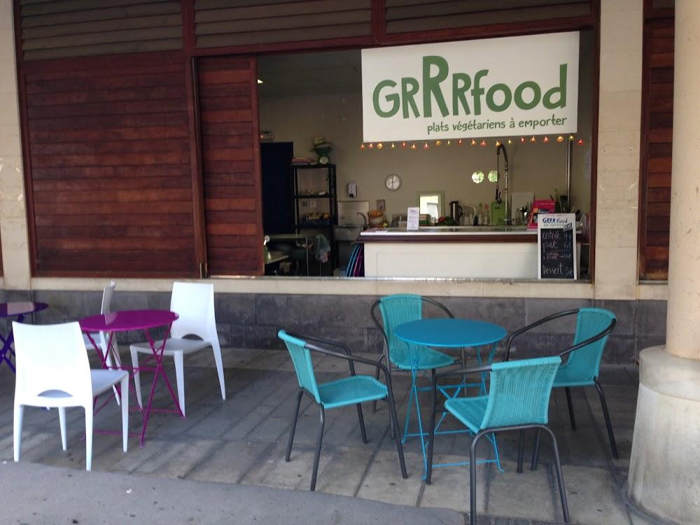 photo du resaurant GRRRfood