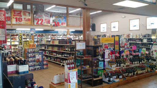 Liquor Store «Windham Wine & Spirits», reviews and photos, 1182 Main St, Willimantic, CT 06226, USA