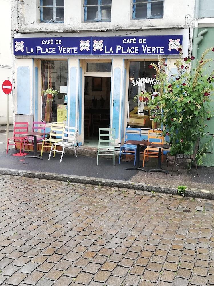 photo du resaurant Café de la Place Verte