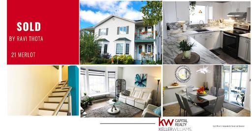 Real Estate - Personal Ravi Thota -Keller Williams Capital Realty in Moncton (NB)   LiveWay