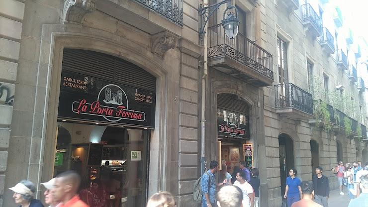 La Porta Ferrissa Carrer de la Portaferrissa, 5, 08002 Barcelona