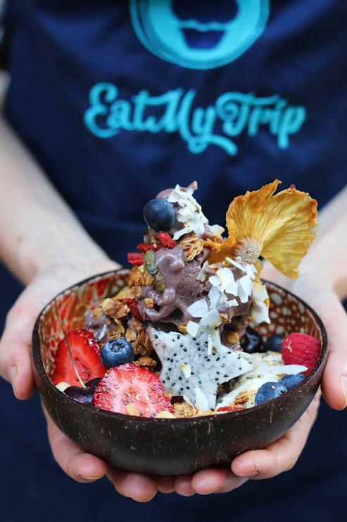 EatMyTrip Brunch & Bakery Carrer del Consell de Cent, 378, 08009 Barcelona