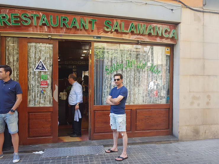 Salamanca II Carrer de Pepe Rubianes, 27, 08003 Barcelona