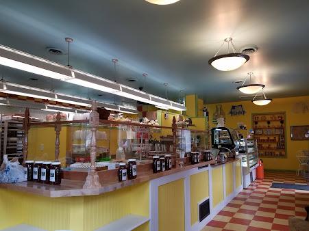 Cakes & Scones Bakery