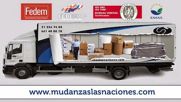 Mudanzas Las Naciones Delegación Guadalajara