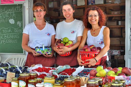 Orchard Paradis des Fruits Dunham in Dunham (Quebec) | CanaGuide