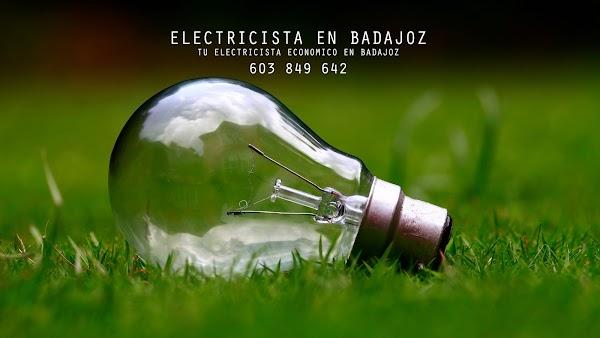 Electricistas en Badajoz