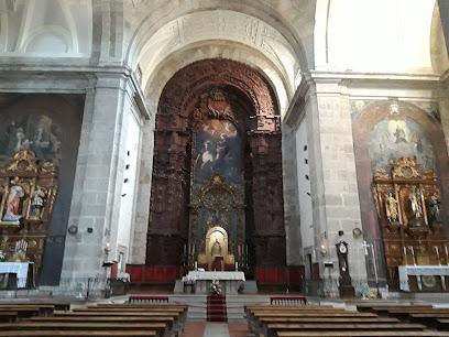 Iglesia de San Martín Obispo en San Martin de Valdeiglesias