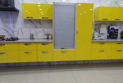Kutchina Modular Kitchen Barasat
