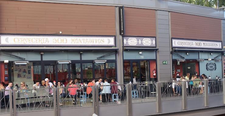 100 Montaditos Splau Av. del Baix Llobregat, 100, 08940 Cornellà de Llobregat, Barcelona