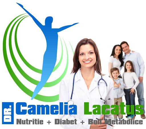 Dr. Camelia Lăcătuș - Medic Specialist în Nutriție Diabet și Boli Metabolice