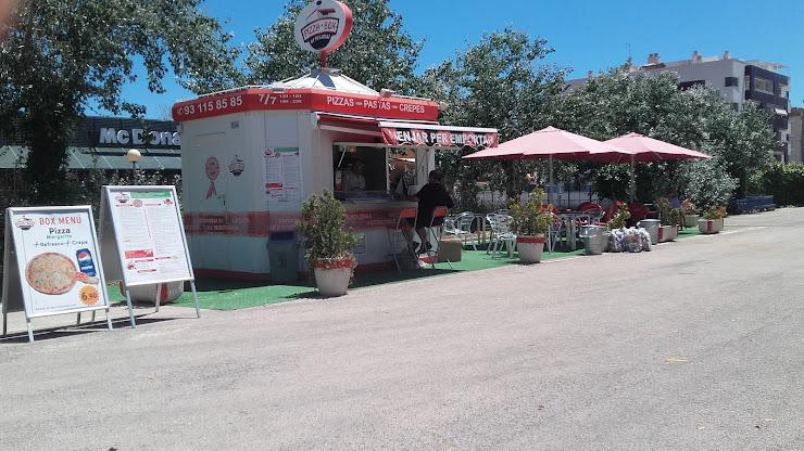 Pizza Box Artesanal S L Parque Comercial Mas Mel C‐31, km56, 43820 Calafell, Tarragona
