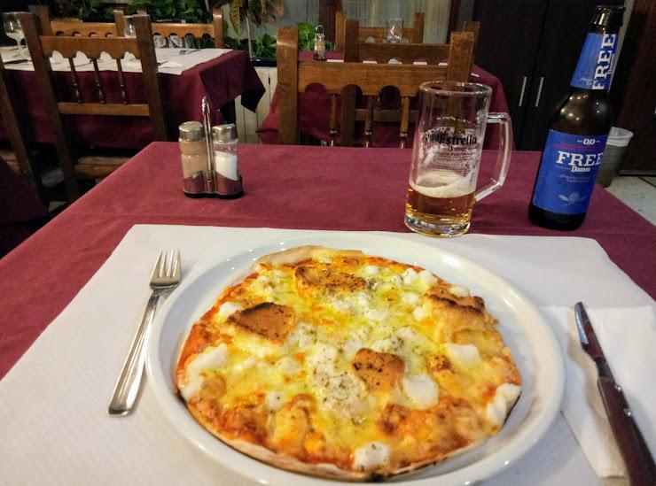Restaurante Venecia Pizzería Av. de la Verge de Montserrat, 63, 08820 El Prat de Llobregat, Barcelona