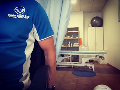 imagen de masajista Osteo-Salud & DxT Osteopatia y masajes deportivos